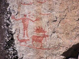 Hegeman Pictographs